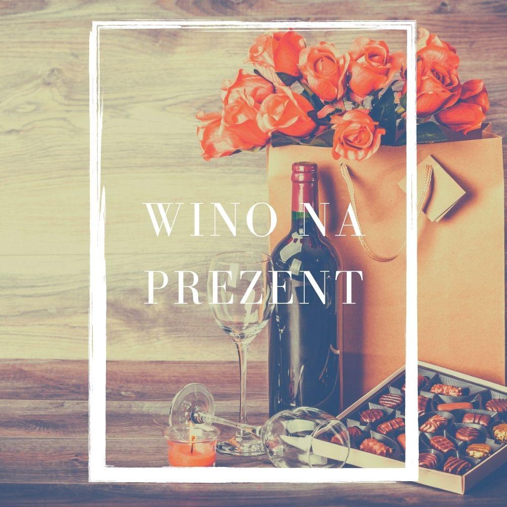 wino na prezent